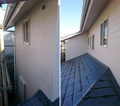 千葉市花見川区の屋根塗装