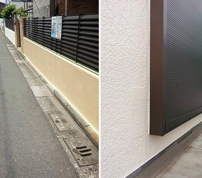千練馬区大泉学園の外壁塗装